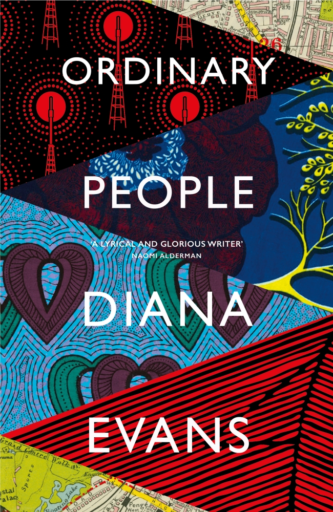 The Five Minute Book Review: Ordinary People by Diana Evans