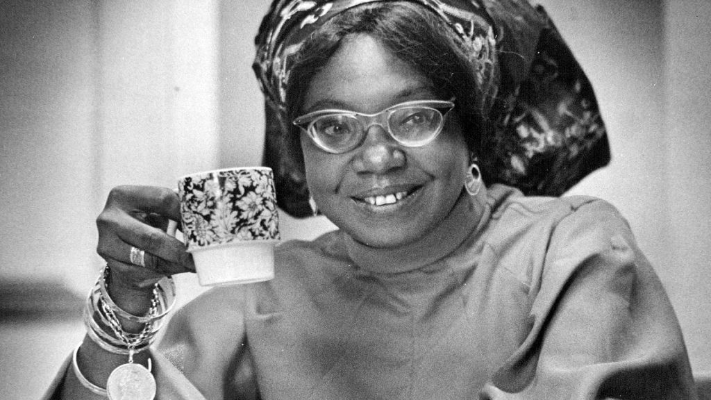 Flora Nwapa, the groundbreaking Nigerian writer who put women's lives in the spotlight